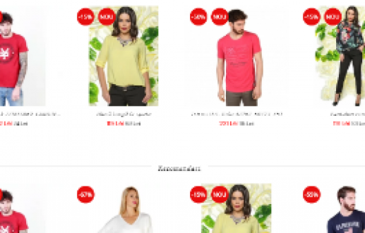 On-page SEO for online clothing shop